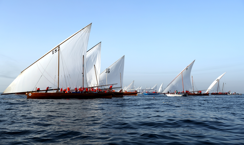 مهرجان الظفرة البحري  11 - 20  أبريل 2019
